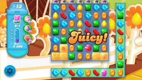 Candy Crush Soda Saga Level 921 (3 Stars)