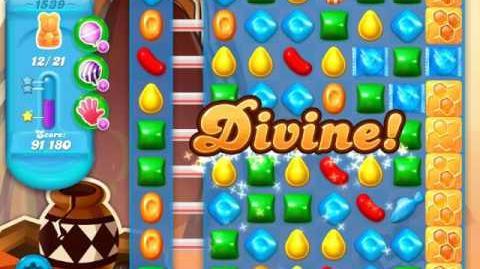 Candy Crush Soda Saga Level 1539 (3 Stars)