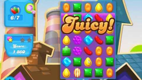 Candy Crush Soda Saga Level 1 NEW