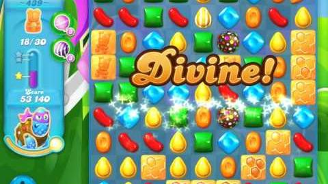 Candy Crush Soda Saga Level 439 (3 Stars)