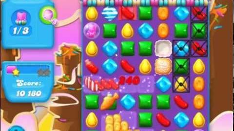 Candy Crush Soda Saga Level 64