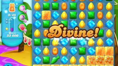 Candy Crush Soda Saga Level 715 (5th version)