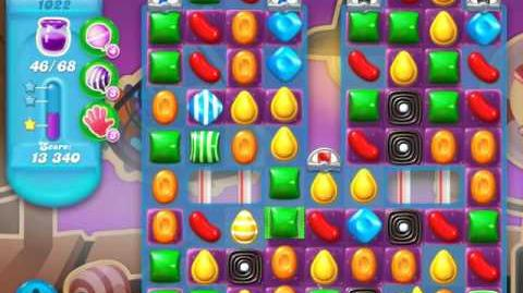 Candy Crush Soda Saga Level 1022 (5th version)