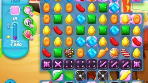 Candy Crush Soda Saga Level 1305 (3 Stars)