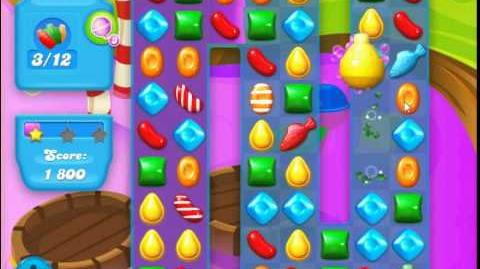 Candy Crush Soda Saga Level 131 (2nd version, 3 Stars)
