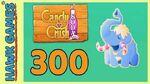 Candy Crush Soda Saga Level 300 (Frosting mode) - 3 Stars Walkthrough, No Boosters