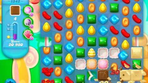 Candy Crush Soda Saga Level 1342