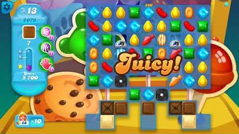 Candy Crush Soda Saga Level 2079