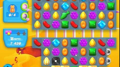 Candy Crush Soda Saga Level 247 (3 Stars)