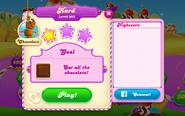 Hard Level-Chocolate Level