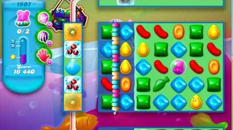 Candy Crush Soda Saga Level 1907 **