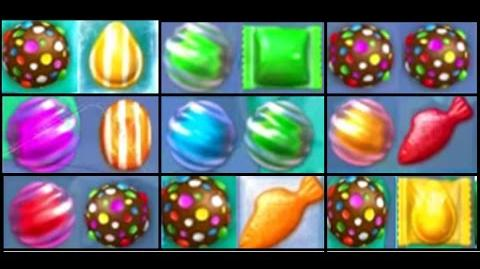 Candy Crush Soda Saga Special All Combos