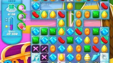 Candy Crush Soda Saga Level 1060 (buffed, 3 Stars)