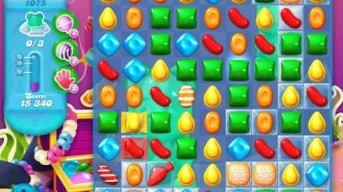 Candy Crush Soda Saga Level 1075 (7th version)