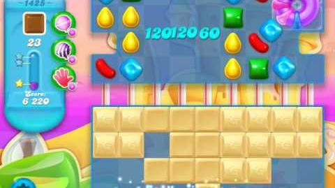 Candy Crush Soda Saga Level 1425