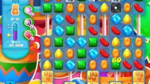 Candy Crush Soda Saga Level 860 (3rd version, 3 Stars)