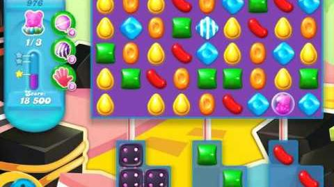 Candy Crush Soda Saga Level 976 (6th version)