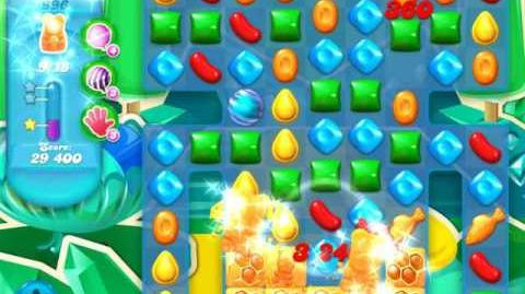 Candy Crush Soda Saga Level 996 (4th version)