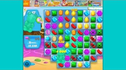 Candy Crush Soda Saga level 18