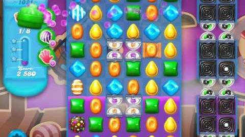 Candy Crush Soda Saga Level 1021