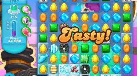 Candy Crush Soda Saga Level 1203 (3 Stars)