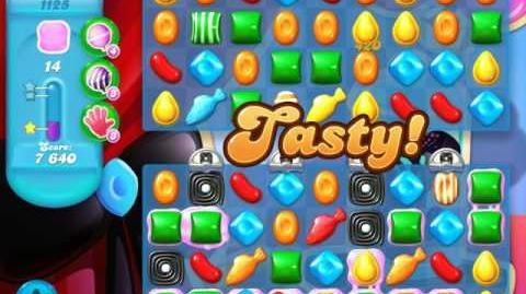 Candy Crush Soda Saga Level 1125 (nerfed)