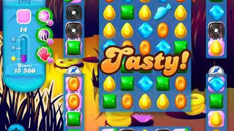 Candy Crush Soda Saga Level 1778