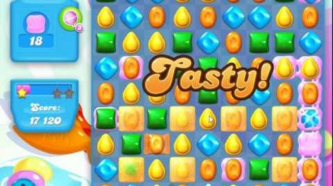 Candy Crush Soda Saga Level 216 (3 Stars)