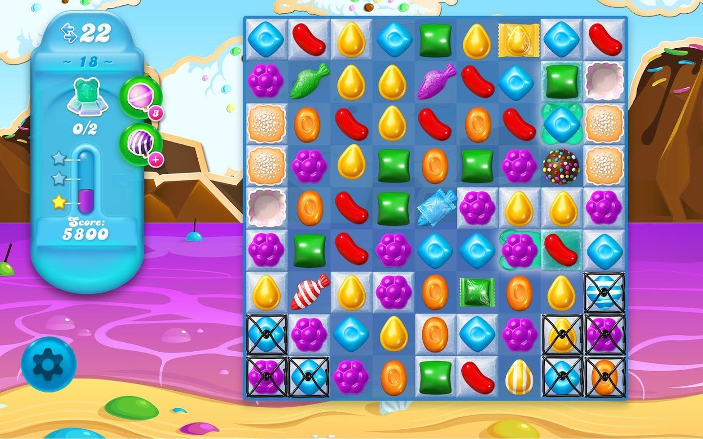 Candy Crush Soda Störung
