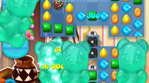 Candy Crush Soda Saga Level 1528 (2nd buffed, 3 Stars)