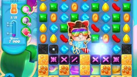 Candy Crush Soda Saga Level 1635