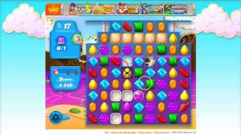 Candy Crush Soda Saga Level 22