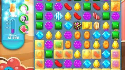 Candy Crush Soda Saga Level 100 (buffed, 3 Stars)