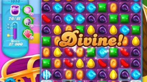 Candy Crush Soda Saga Level 1056 (5th version, 3 Stars)