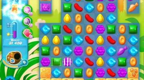 Candy Crush Soda Saga Level 340 (7th version, 3 Stars)