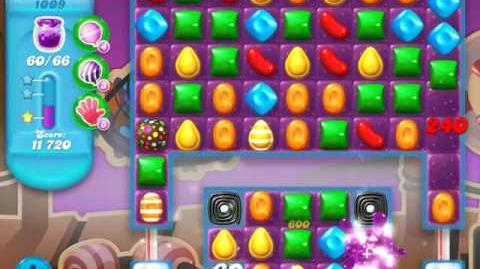 Candy Crush Soda Saga Level 1009 (nerfed)