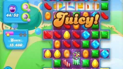 Candy Crush Soda Saga Level 260 (3 Stars)