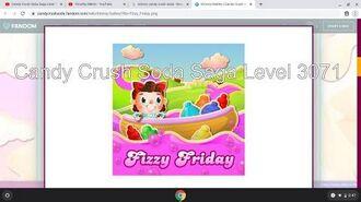 Candy Crush Soda Saga Level 3071