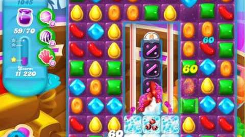 Candy Crush Soda Saga Level 1045 (nerfed)