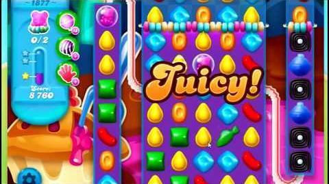 Candy Crush Soda Saga Level 1877 ***