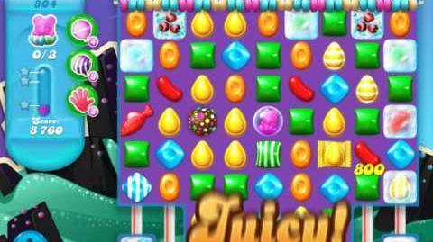 Candy Crush Soda Saga Level 804 (buffed)