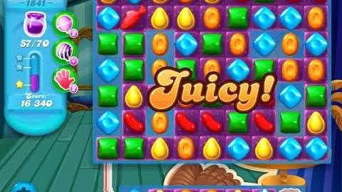 Candy Crush Soda Saga Level 1841