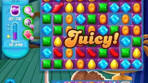 Candy Crush Soda Saga Level 1841