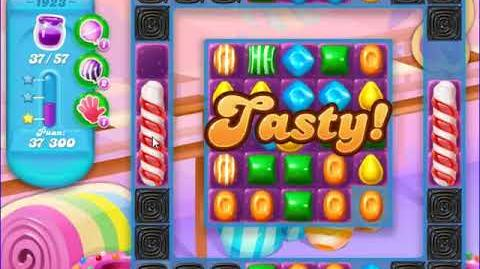 Candy Crush Saga Soda Level 1923
