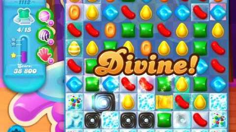 Candy Crush Soda Saga Level 1112 (2nd buffed, 3 Stars)
