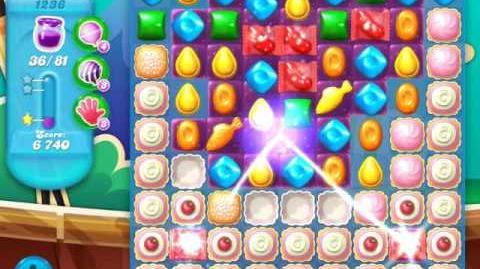 Candy Crush Soda Saga Level 1236 (3 Stars)