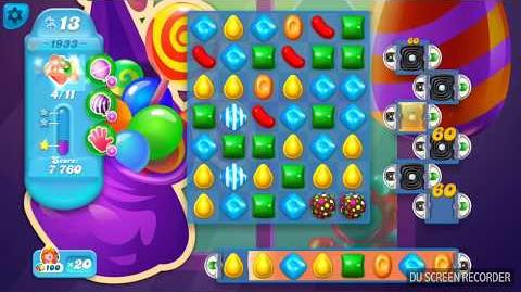 Candy Crush Soda Saga Level 1933