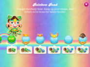 Rainbow Road Fairy Bow