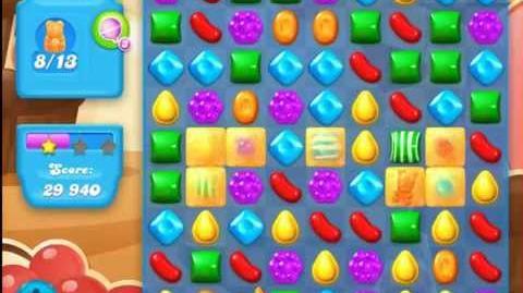 Candy Crush Soda Saga Level 102 No Boosters