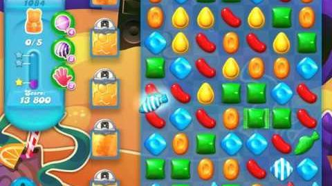 Candy Crush Soda Saga Level 1084 (buffed)
